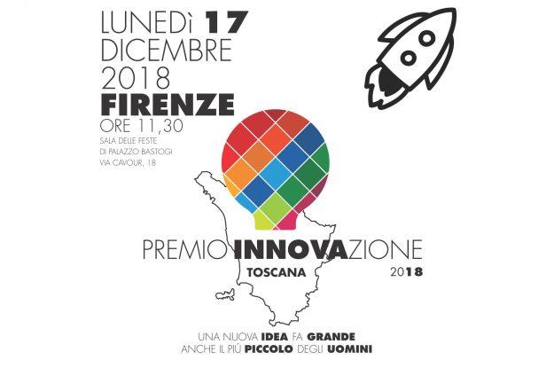 'Premio Innovazione Toscana' 2018 – Proclamazione dei vincitori